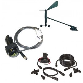 Veleta Simrad IS20, Transductor DST800 y KIT NMEA2000